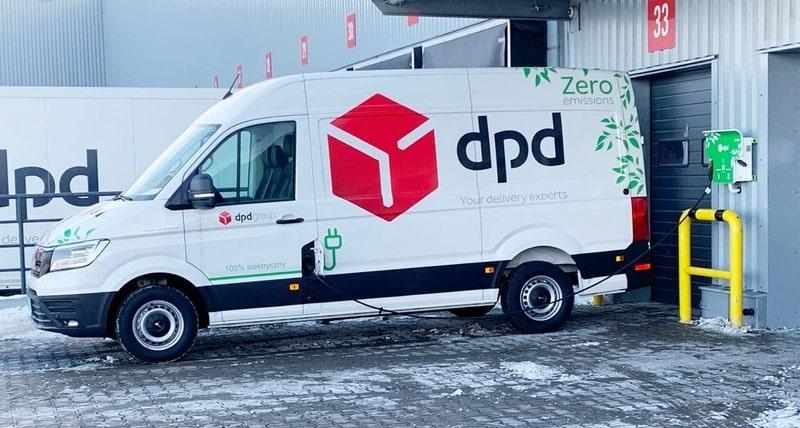DPD - Ładowarki elektryczne Elocity